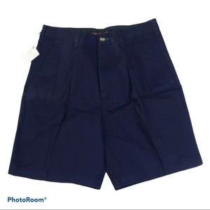 Men's Tommy Hilfiger classic chino pleated shorts